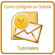 CONFIGURAR OUTLOOK